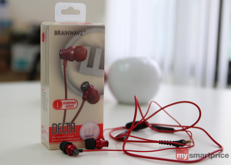 Brainwavz Delta earphones Review - Introduction