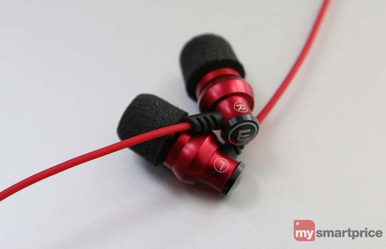 Brainwavz Delta earphones Review - Design