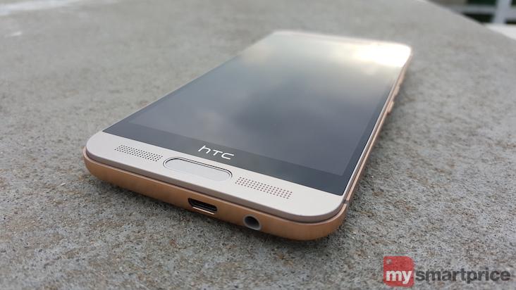 HTC ONE M9 PLUS - Display1