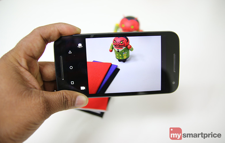 Motorola Moto G 3rd Gen Review - Camera UI