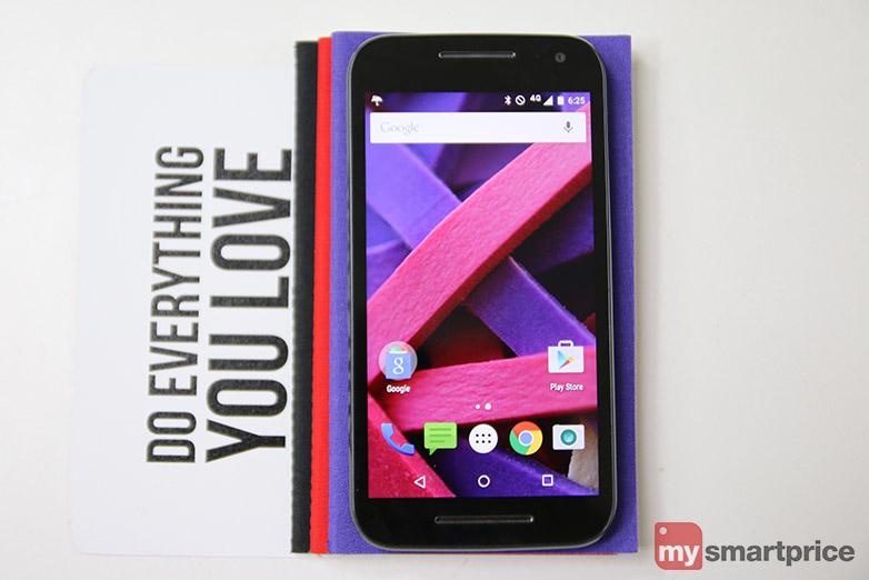 Motorola Moto G 3rd Gen Review - Hardware