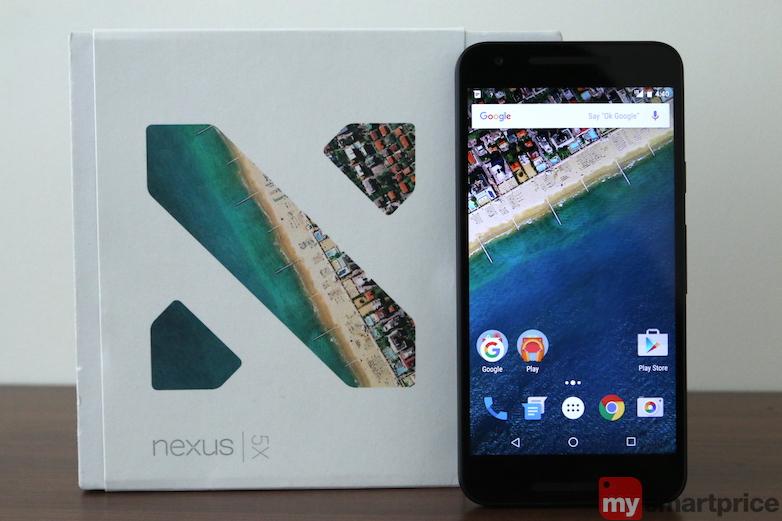 Google Nexus 5X intro