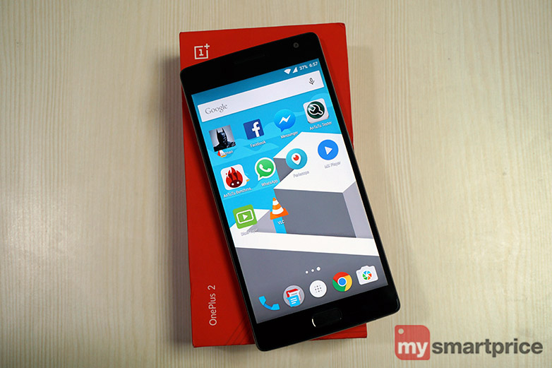 OnePlus 2 Review - Display
