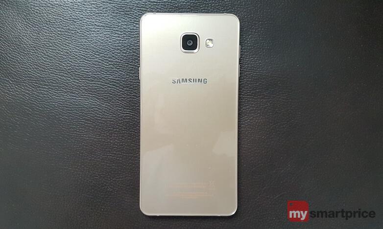 Samsung galaxy A7 back