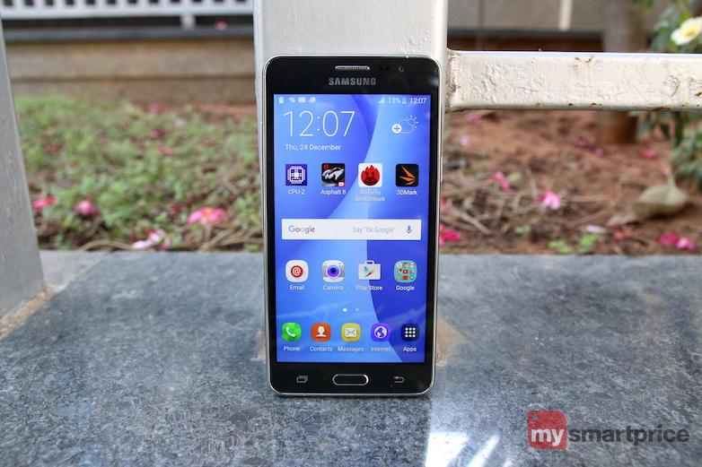 Samsung Galaxy On5 display