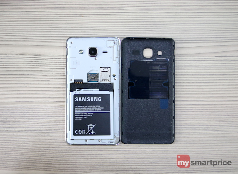 Samsung Galaxy On5 hardware
