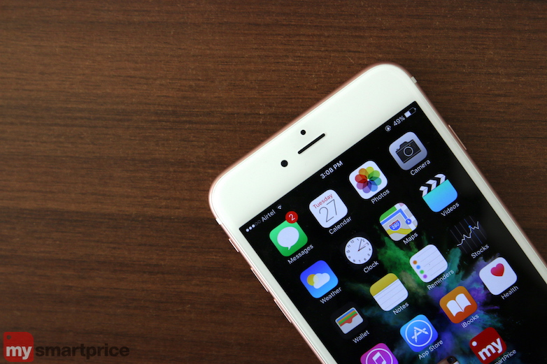 Apple iPhone 6s Plus Review - Display 1