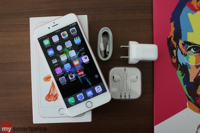 Apple iPhone 6s Plus Review - Battery life