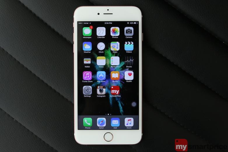 Apple iPhone 6s Plus Review - Design
