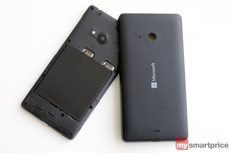 Microsoft Lumia 540 Hardware