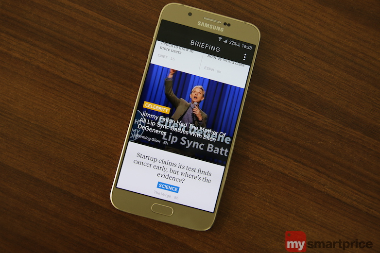 Samsung Galaxy A8 Review - Hardware 1