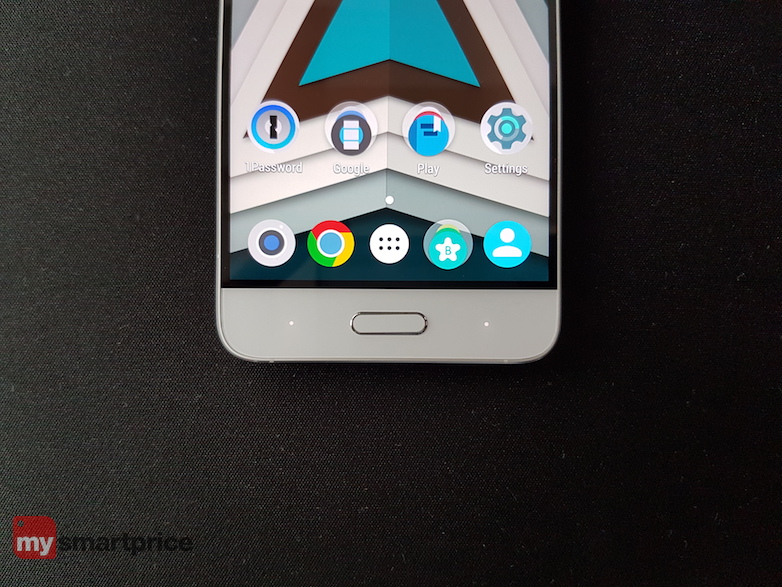 Xiaomi MI5 design