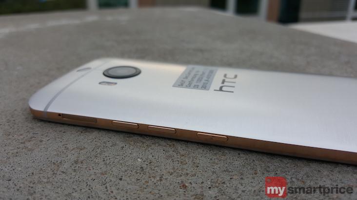 HTC ONE M9 PLUS - Design1