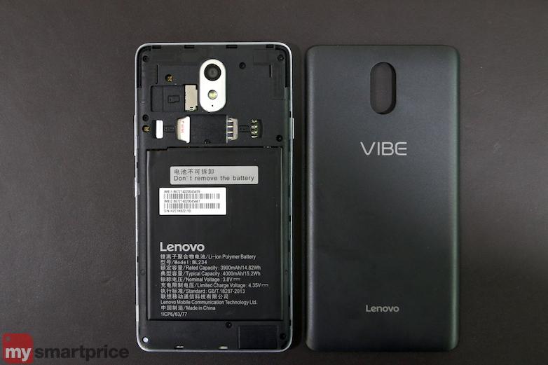 Lenovo vibe pm1 hardware
