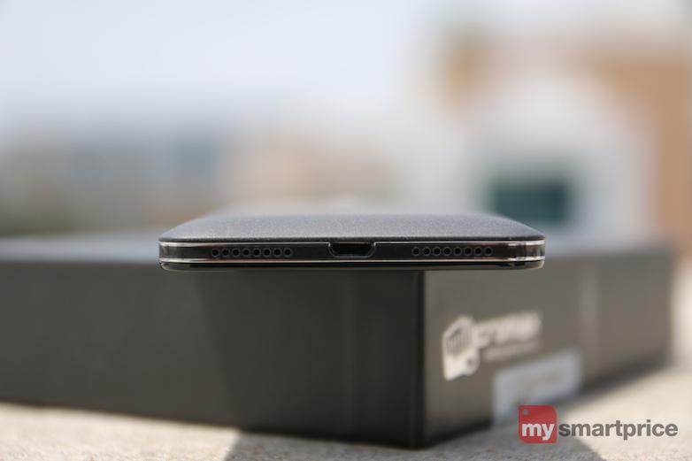 Micromax Canvas Nitro 4G hardware