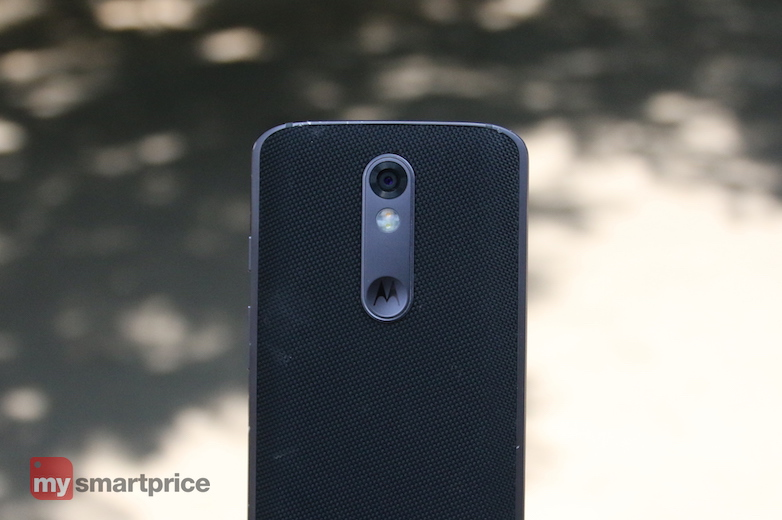 Moto X Force Camera