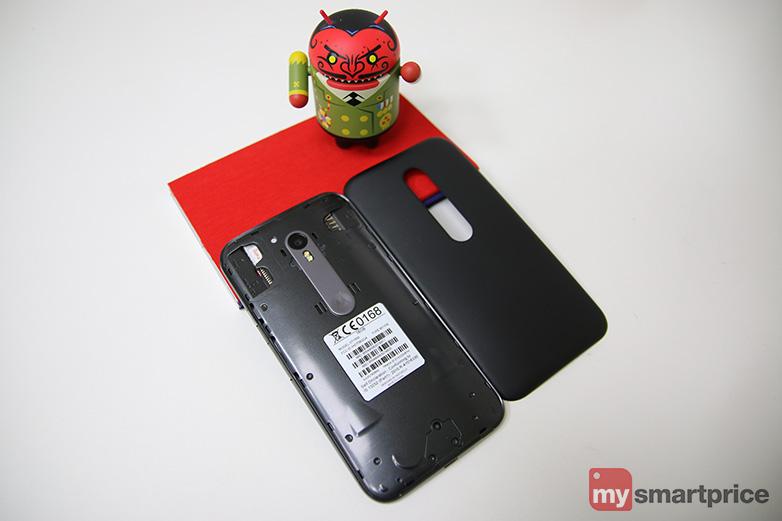 Motorola Moto G 3rd Gen Review - Battery life
