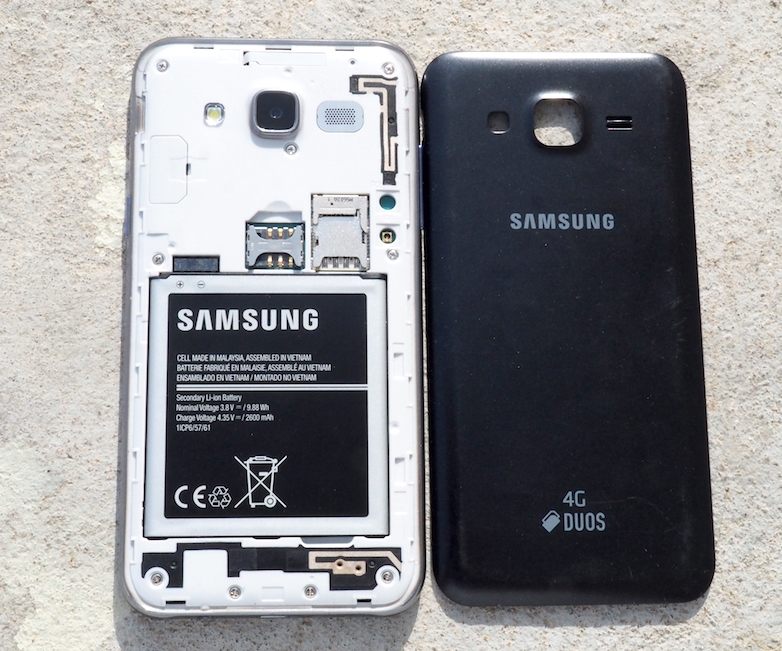 Samsung Galaxy J5-Hardware