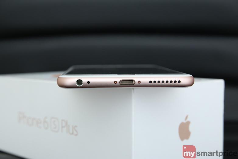 Apple iPhone 6s Plus Review - Design 3