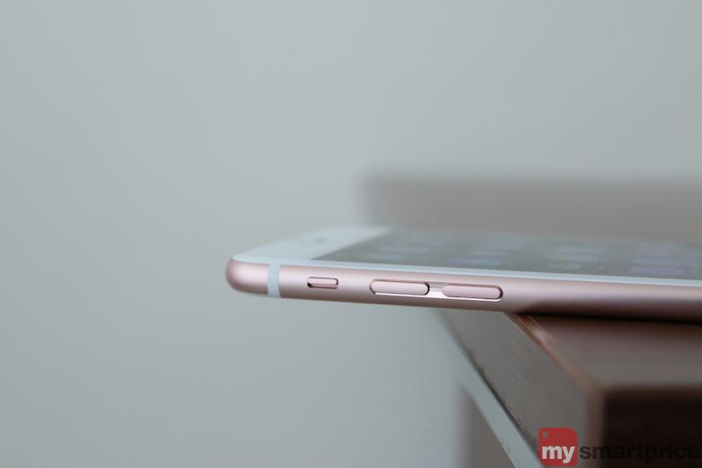 Apple iPhone 6s Plus Review - Design 2