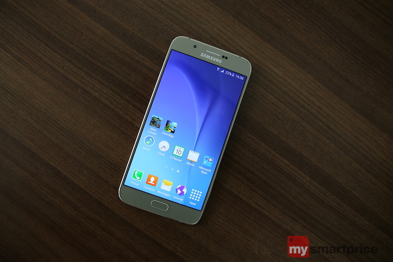 Samsung Galaxy A8 Review - Battery Life