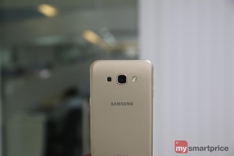 Samsun Galaxy A8 Review - Camera