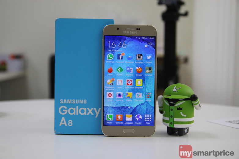 Samsung Galaxy A8 Review - Introduction