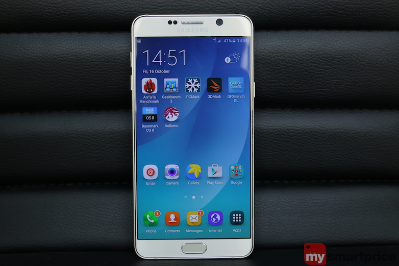 Samsung Galaxy Note5 Review - Introduction